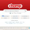 王通:Chomp将引领应用搜索崛起