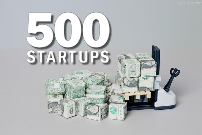500 startups的商业模式