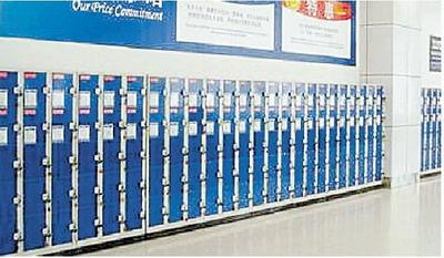 沃尔玛快递储物柜系统进入测试阶段