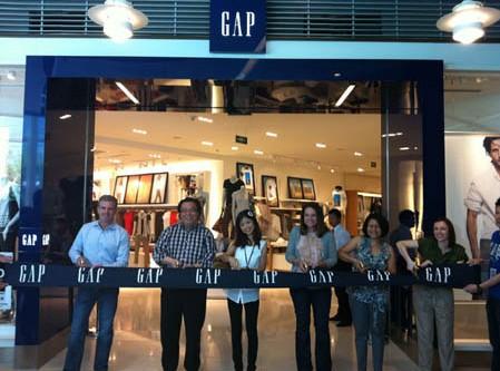 Gap将于6月变为O2O营销模式