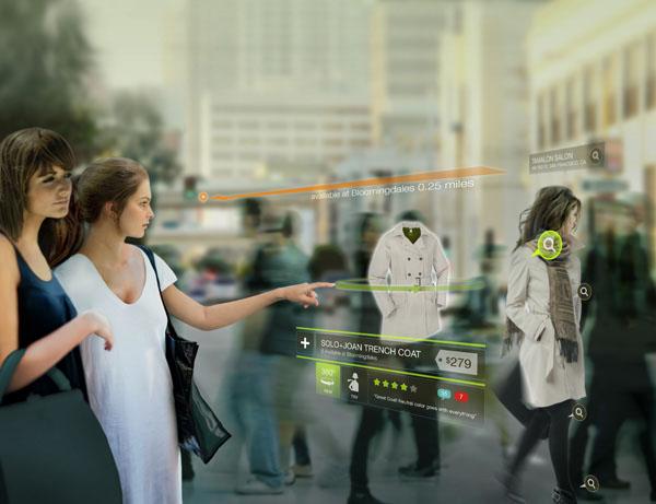 未来购物将由线下转为线上